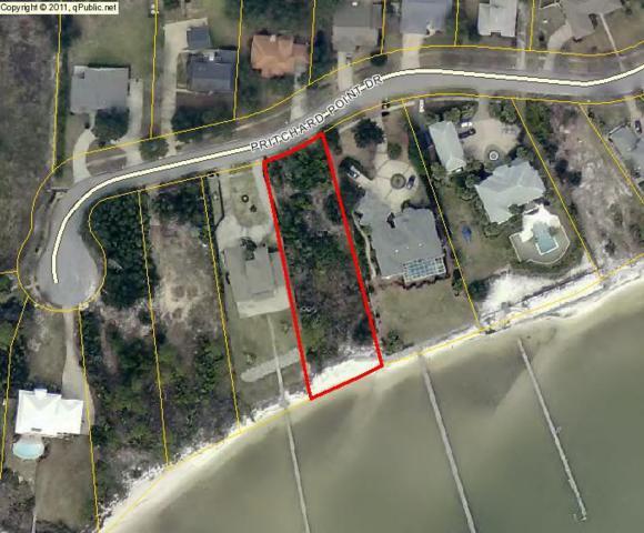 2016 Pritchard Point Drive, Navarre, FL 32566 (MLS #792013) :: Classic Luxury Real Estate, LLC