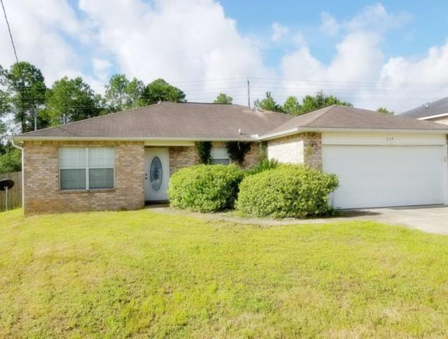 339 Peggy Drive, Crestview, FL 32536 (MLS #792516) :: Luxury Properties Real Estate