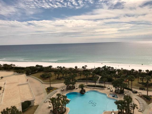15300 Emerald Coast Parkway #1105, Destin, FL 32541 (MLS #792635) :: Berkshire Hathaway HomeServices Beach Properties of Florida