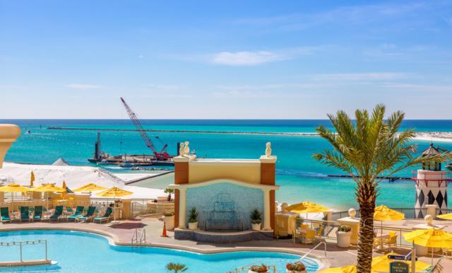 10 Harbor Boulevard Unit W321, Destin, FL 32541 (MLS #793610) :: Berkshire Hathaway HomeServices Beach Properties of Florida