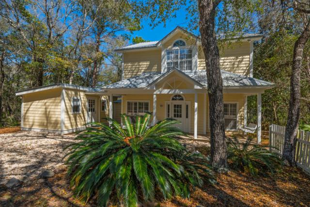 214 Canal Street, Santa Rosa Beach, FL 32459 (MLS #794199) :: Luxury Properties Real Estate