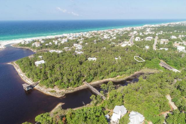 5-3 Post Lane, Santa Rosa Beach, FL 32459 (MLS #794396) :: Coast Properties