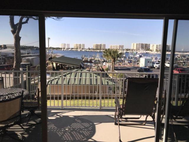 212 Harbor Boulevard Unit 107, Destin, FL 32541 (MLS #794417) :: Classic Luxury Real Estate, LLC