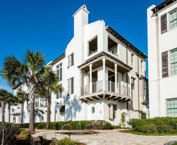 20 Sea Venture Alley (2Nd Tier From , Alys Beach, FL 32461 (MLS #795440) :: ResortQuest Real Estate