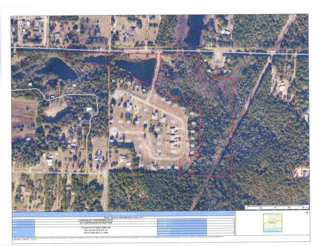 44 lots Lakeridge Estates Drive, Crestview, FL 32539 (MLS #795581) :: ResortQuest Real Estate