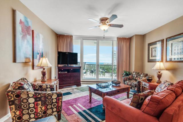 15100 Emerald Coast Parkway Unit 605, Destin, FL 32541 (MLS #795833) :: Berkshire Hathaway HomeServices Beach Properties of Florida