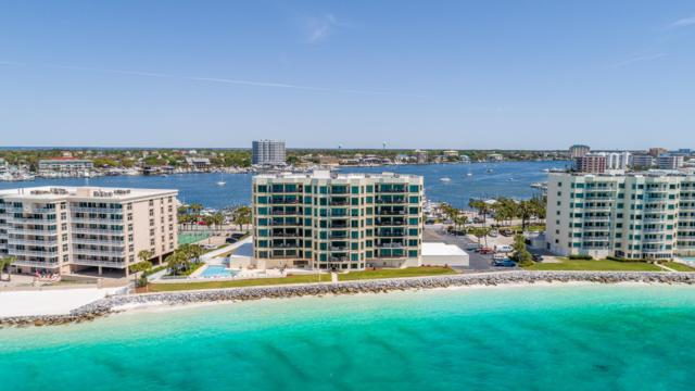 200 Gulf Shore Drive Unit 823, Destin, FL 32541 (MLS #796216) :: ResortQuest Real Estate