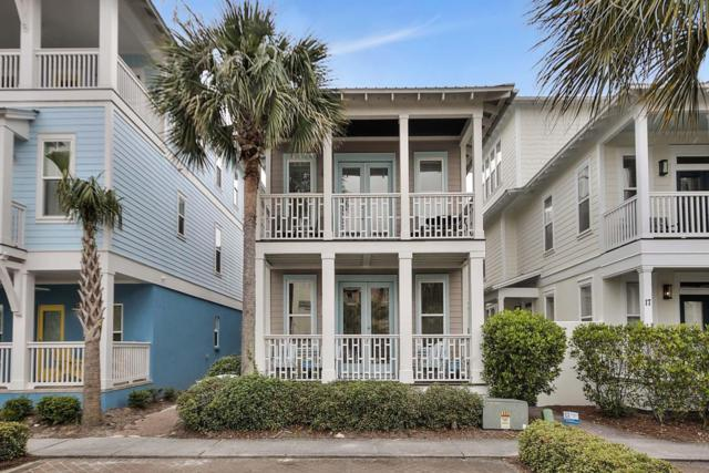 11 E Trigger Trail, Panama City Beach, FL 32461 (MLS #796556) :: Luxury Properties of the Emerald Coast