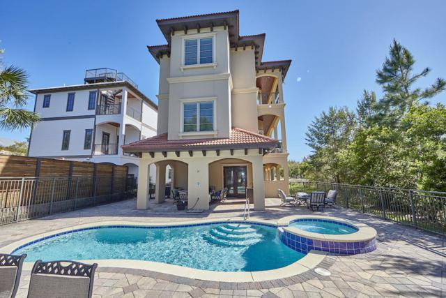 60 Grande Avenue, Santa Rosa Beach, FL 32459 (MLS #796684) :: Luxury Properties Real Estate