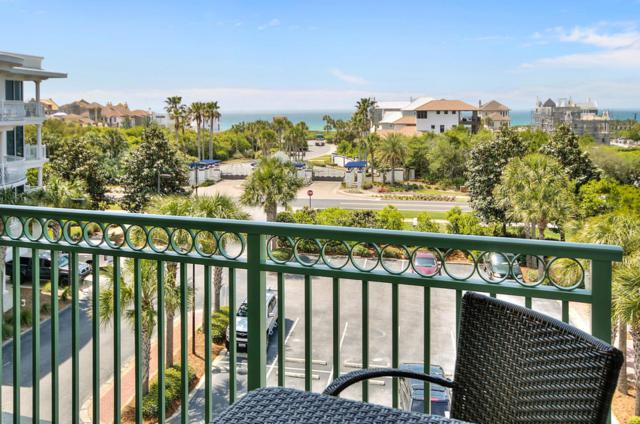 9955 E Co Highway 30-A Unit 409, Rosemary Beach, FL 32461 (MLS #796812) :: Luxury Properties of the Emerald Coast