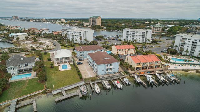 22 Moreno Point Road Unit 15, Destin, FL 32541 (MLS #797099) :: ResortQuest Real Estate