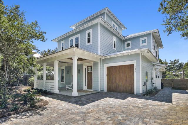 145 Clareon Drive, Seacrest, FL 32461 (MLS #797388) :: Luxury Properties Real Estate