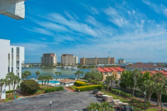 30 Moreno Point Road Unit 502B, Destin, FL 32541 (MLS #797555) :: Berkshire Hathaway HomeServices Beach Properties of Florida