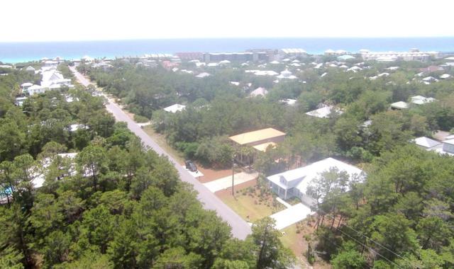 235 Seacrest Drive, Inlet Beach, FL 32461 (MLS #797689) :: Coast Properties