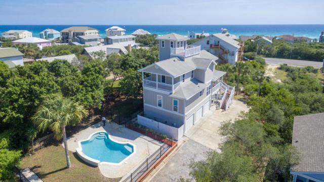 119 Baird Road, Santa Rosa Beach, FL 32459 (MLS #797829) :: Coast Properties