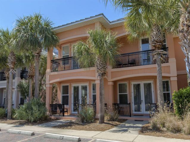 956 Scenic Gulf Dr Drive Unit 116, Miramar Beach, FL 32550 (MLS #798240) :: Keller Williams Emerald Coast