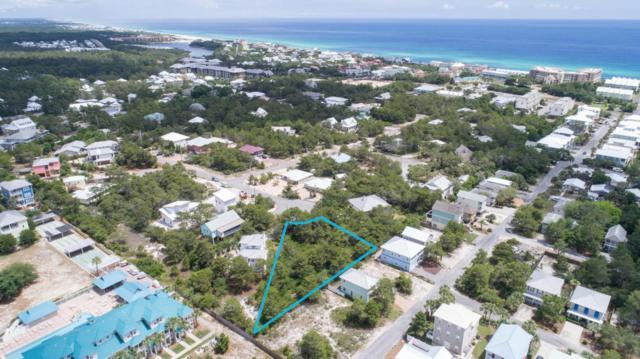 Lot 27 Sky High Dune Drive, Santa Rosa Beach, FL 32459 (MLS #798666) :: Luxury Properties Real Estate