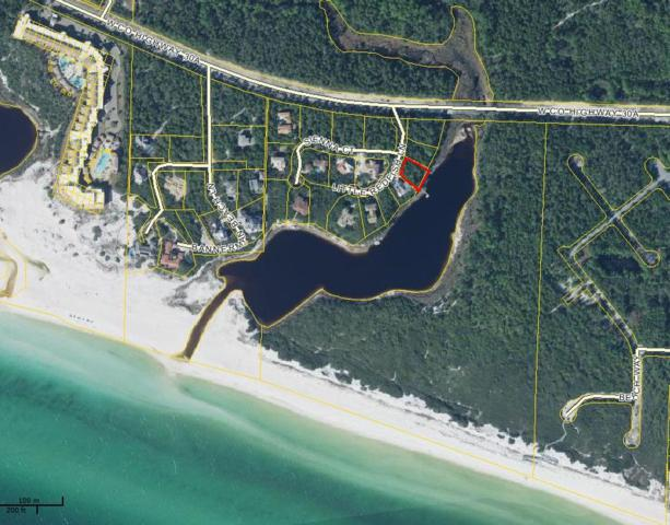 LOT 3 Little Redfish Lane, Santa Rosa Beach, FL 32459 (MLS #798682) :: Luxury Properties Real Estate