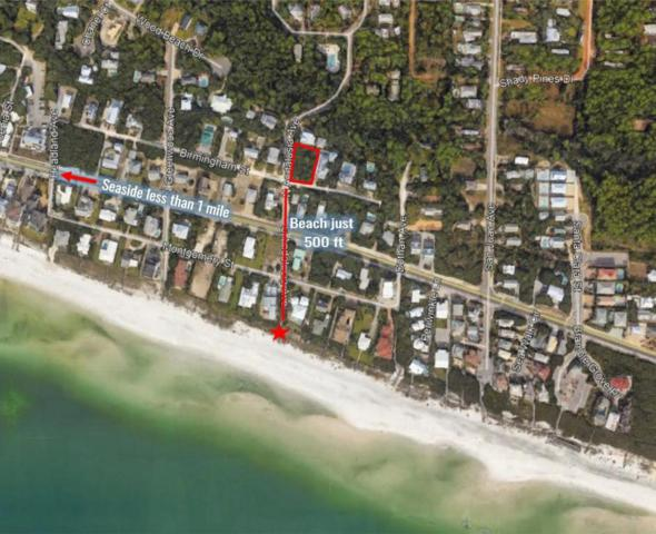 Lot 5 Birmingham Street, Santa Rosa Beach, FL 32459 (MLS #798877) :: Classic Luxury Real Estate, LLC