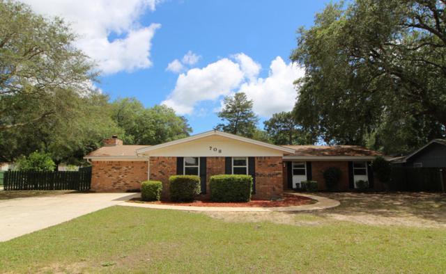 708 Rodney Avenue, Fort Walton Beach, FL 32547 (MLS #799319) :: Luxury Properties Real Estate