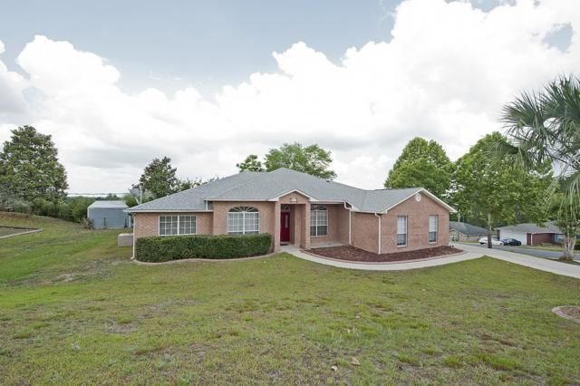 435 Jillian Drive, Crestview, FL 32536 (MLS #799440) :: Luxury Properties Real Estate