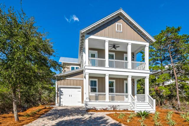 71 Gulfview Way, Santa Rosa Beach, FL 32459 (MLS #799549) :: Classic Luxury Real Estate, LLC