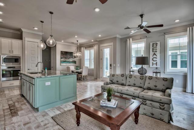 10 York Lane Lane #287, Inlet Beach, FL 32461 (MLS #799574) :: ResortQuest Real Estate
