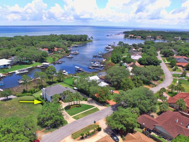 144 Indian Bayou Drive, Destin, FL 32541 (MLS #799683) :: Classic Luxury Real Estate, LLC