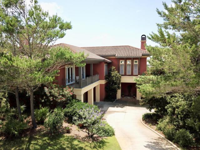 158 Sea Winds Drive, Santa Rosa Beach, FL 32459 (MLS #800005) :: Luxury Properties of the Emerald Coast