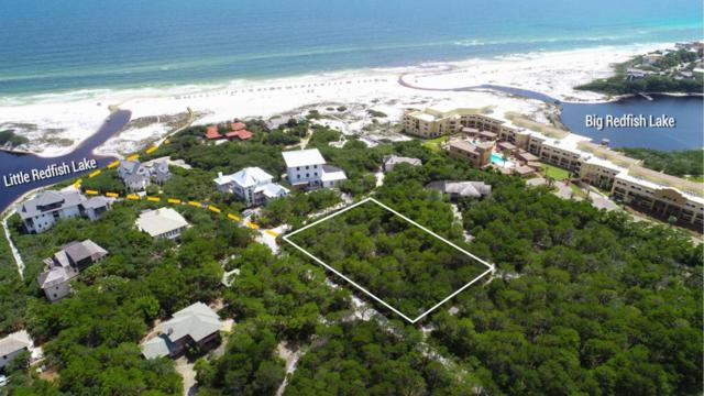 LOT 4 Bannerman Beach Lane, Santa Rosa Beach, FL 32459 (MLS #800253) :: Scenic Sotheby's International Realty