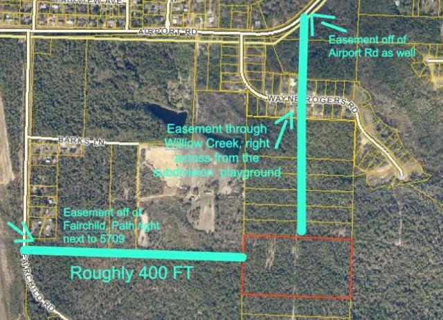 xxx Fairchild Road, Crestview, FL 32539 (MLS #800641) :: Scenic Sotheby's International Realty