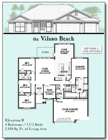 5458 E Brook Drive, Crestview, FL 32539 (MLS #801053) :: Luxury Properties Real Estate