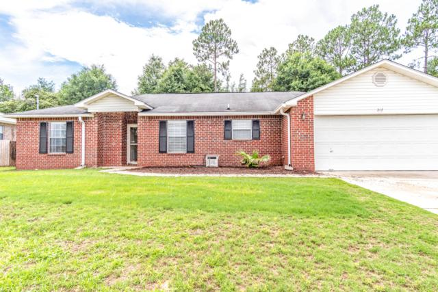 217 Trish Drive, Crestview, FL 32536 (MLS #801134) :: Luxury Properties Real Estate