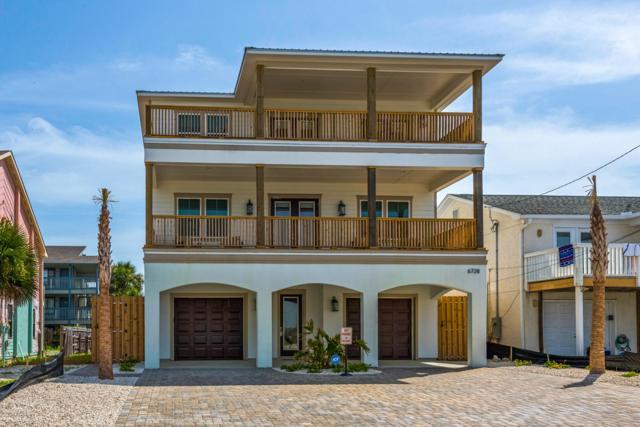 6728 Gulf Drive, Panama City Beach, FL 32408 (MLS #801516) :: Classic Luxury Real Estate, LLC
