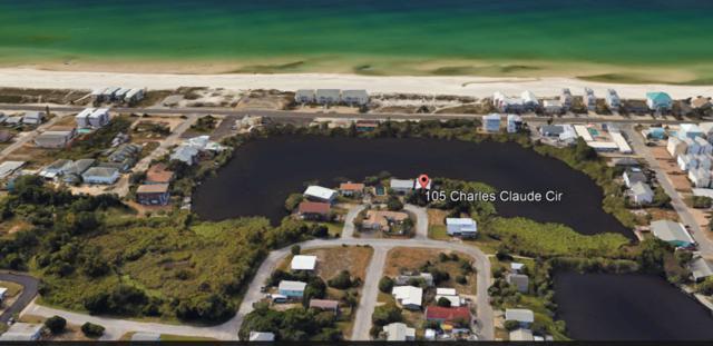 105 Charles Claude Circle, Panama City Beach, FL 32413 (MLS #801711) :: Classic Luxury Real Estate, LLC