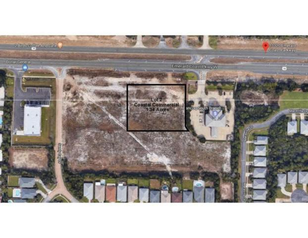 13381 Emerald Coast Parkway Lot 2, Miramar Beach, FL 32550 (MLS #801881) :: Luxury Properties Real Estate