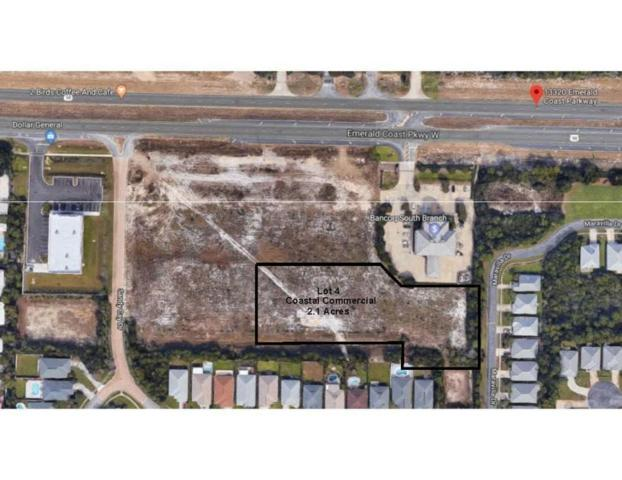 13381 Emerald Coast Parkway Lot #4, Miramar Beach, FL 32550 (MLS #801884) :: Classic Luxury Real Estate, LLC