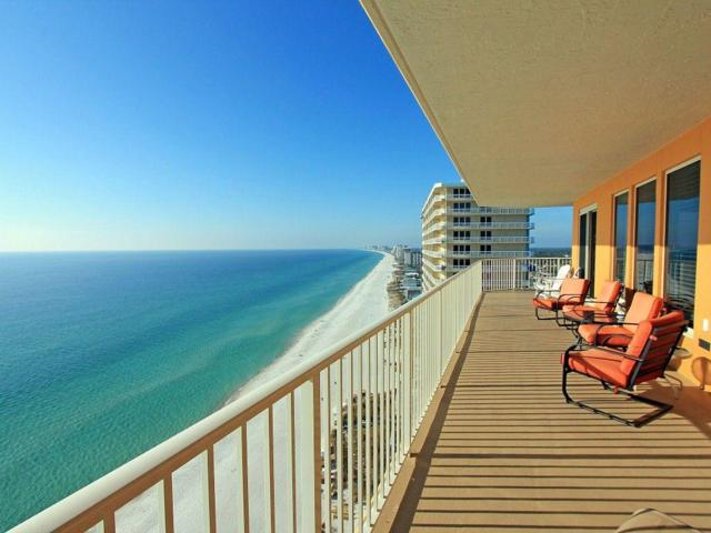 5004 Thomas Drive #1912, Panama City Beach, FL 32408 (MLS #801974) :: ENGEL & VÖLKERS