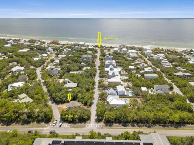 18 Blue Lake Road, Santa Rosa Beach, FL 32459 (MLS #802087) :: Luxury Properties Real Estate