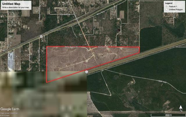 5.40 Outlook Road, Milton, FL 32583 (MLS #802234) :: Keller Williams Realty Emerald Coast