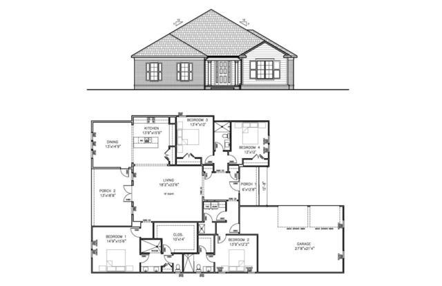 1133 Deer Moss Loop, Niceville, FL 32578 (MLS #802351) :: Classic Luxury Real Estate, LLC