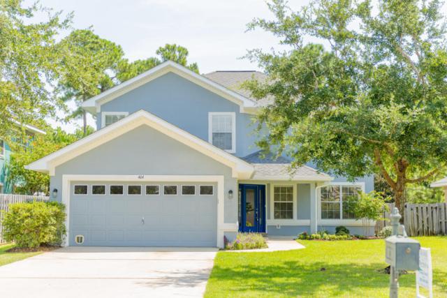 404 Loblolly Bay Drive, Santa Rosa Beach, FL 32459 (MLS #802439) :: Classic Luxury Real Estate, LLC