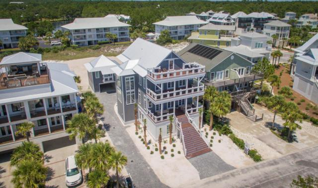 138 Chivas Lane, Inlet Beach, FL 32461 (MLS #802521) :: Classic Luxury Real Estate, LLC