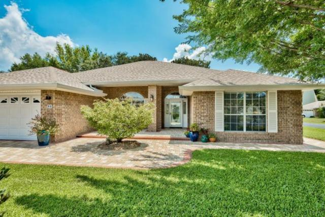 99 Inlet Drive, Santa Rosa Beach, FL 32459 (MLS #802620) :: Counts Real Estate Group