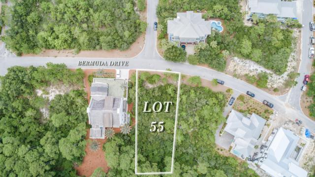 Lot 55 W Bermuda Drive, Santa Rosa Beach, FL 32459 (MLS #802719) :: Hilary & Reverie
