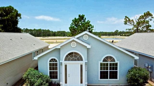 209 Emerald Coast Club Boulevard, Panama City Beach, FL 32407 (MLS #802977) :: Classic Luxury Real Estate, LLC