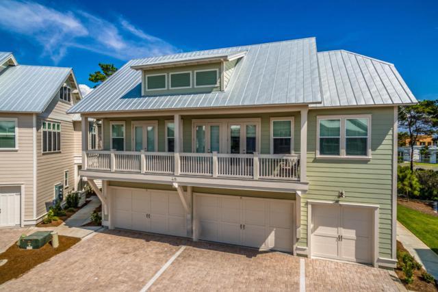 88 E Pine Lands Loop B, Inlet Beach, FL 32461 (MLS #803124) :: Classic Luxury Real Estate, LLC