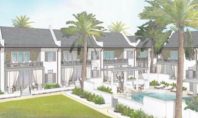 TBD E Solaire Way M9, Inlet Beach, FL 32461 (MLS #803429) :: Classic Luxury Real Estate, LLC