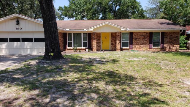810 Linden Avenue, Niceville, FL 32578 (MLS #803591) :: ResortQuest Real Estate
