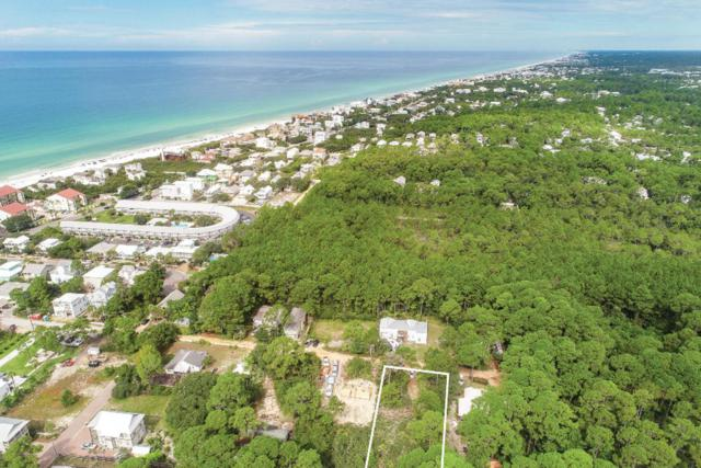 Lot 4 Campbell Street, Santa Rosa Beach, FL 32459 (MLS #804220) :: ENGEL & VÖLKERS